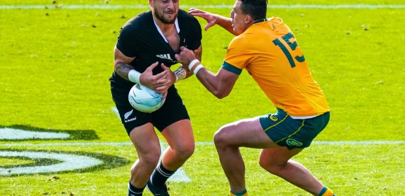 Bledisloe Cup rugby: All Blacks name four new faces as Ian Foster makes changes to team to face the Wallabies in Brisbane
