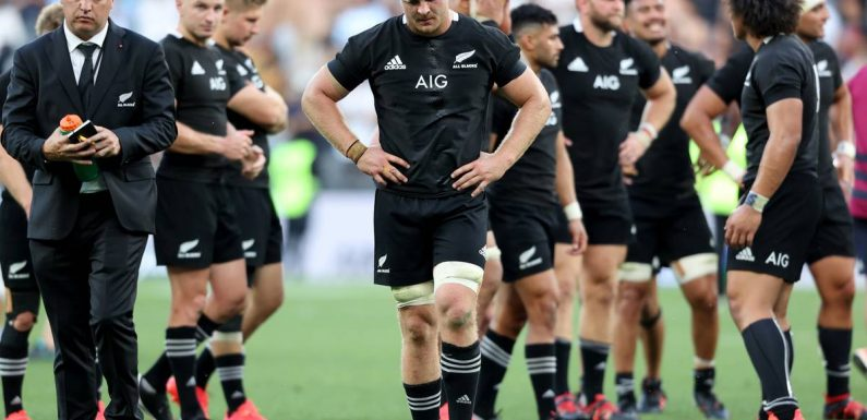 Tri Nations rugby: All Blacks still plan to send players home despite loss to Argentina