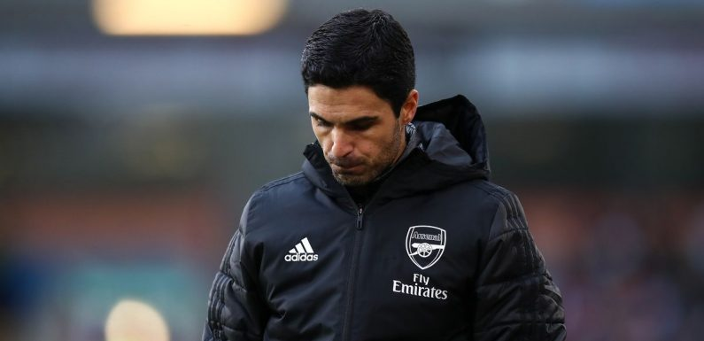 """Arteta hits out at Premier League as he warns of """"really bad news"""" for Arsenal"""