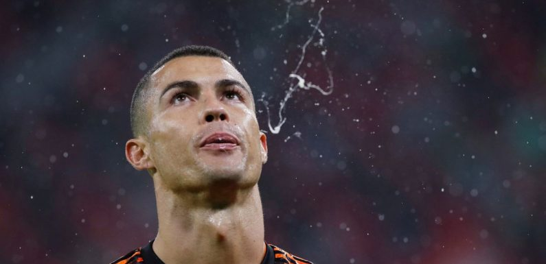 Cristiano Ronaldo blasted as 'ignorant' and 'lacking respect' for Juve teammates
