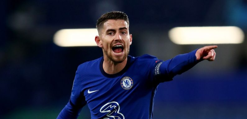 Jorginho's agent admits Chelsea star is eyeing transfer to Sarri's next club
