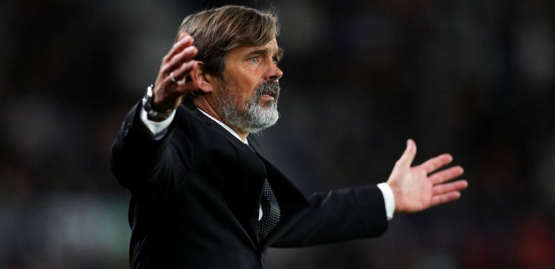 Derby sack Phillip Cocu with Rams rock-bottom of Championship