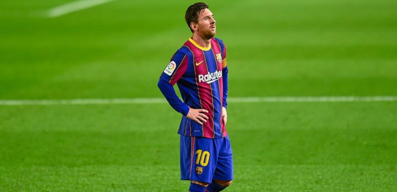 """Messi told La Liga is """"ready"""" for him to follow Ronaldo and exit"""