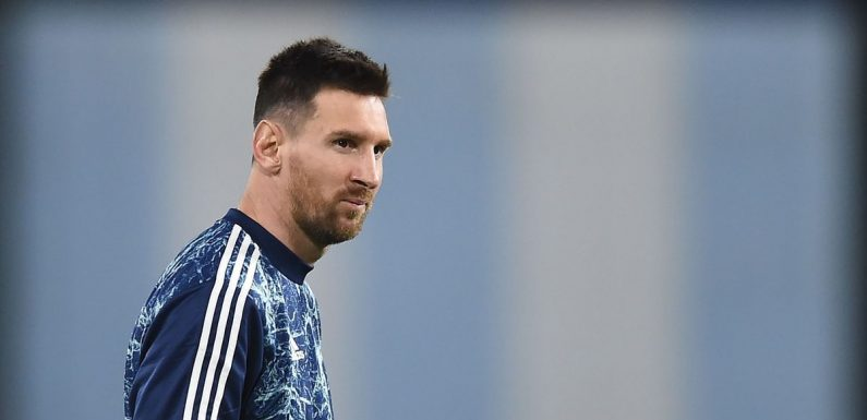 Barcelona presidential candidate outlines plan to convince Lionel Messi to stay