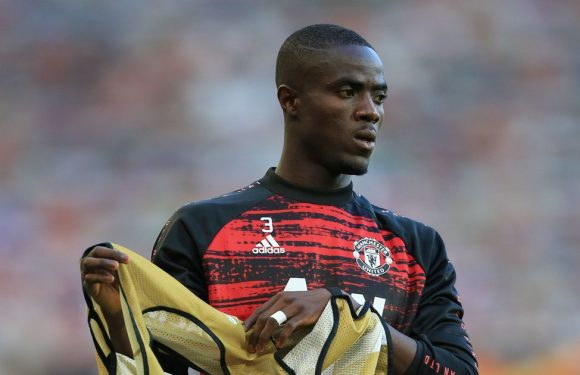 Man Utd transfer round-up as Bailly set for exit plus Dembele update