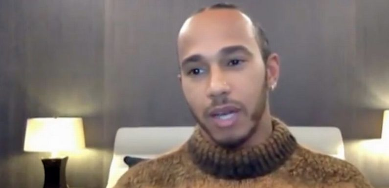 "Lewis Hamilton details sickening racism and being told ""go back to your country"""