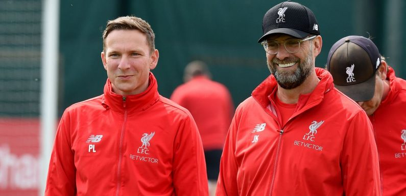 "Liverpool's Lijnders named best coach and ""huge reason"" for club's success"