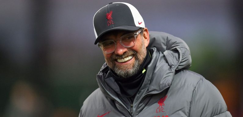 Everything Jurgen Klopp has said about youngsters called into Liverpool training