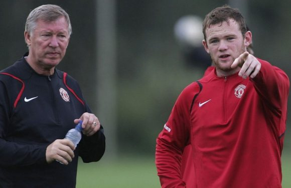 Rooney names Man Utd teammates he wanted to impress more than Sir Alex Ferguson