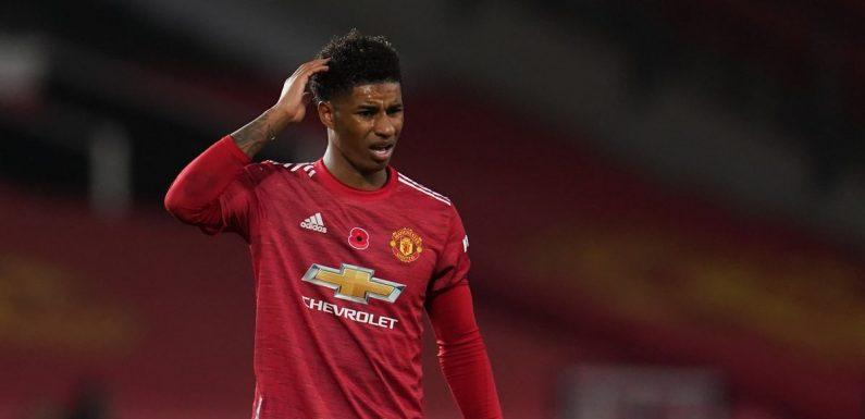 "Marcus Rashford predicts bright future for ""exciting talent"" Man Utd lost"