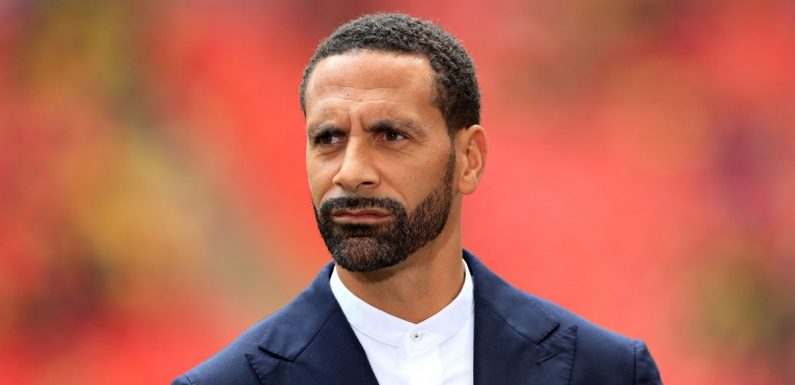 Liverpool offered chance to prove Rio Ferdinand wrong by 'matching' Man Utd