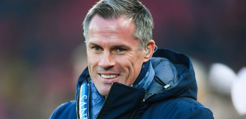 "Jamie Carragher pinpoints ""psychological"" advantage Liverpool have over rivals"