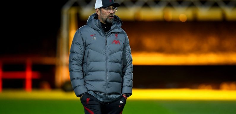 Liverpool predicted XI vs Leicester City as Klopp faces further injury setbacks