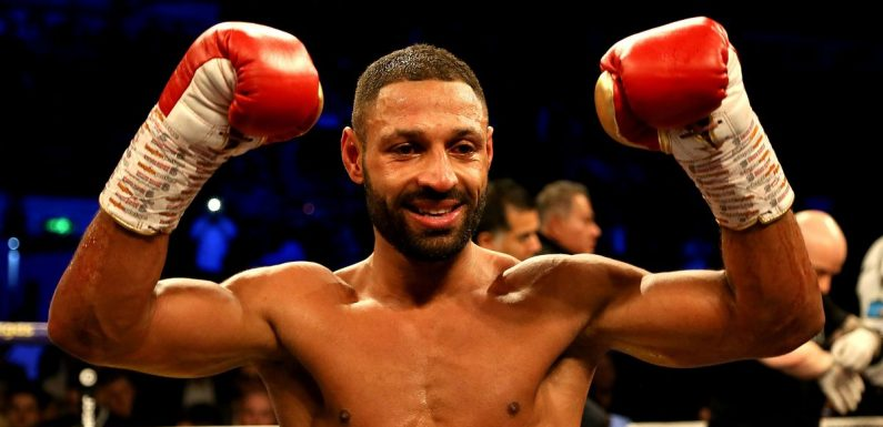 Free betting tips for Saturday's boxing action with Kell Brook & Katie Taylor