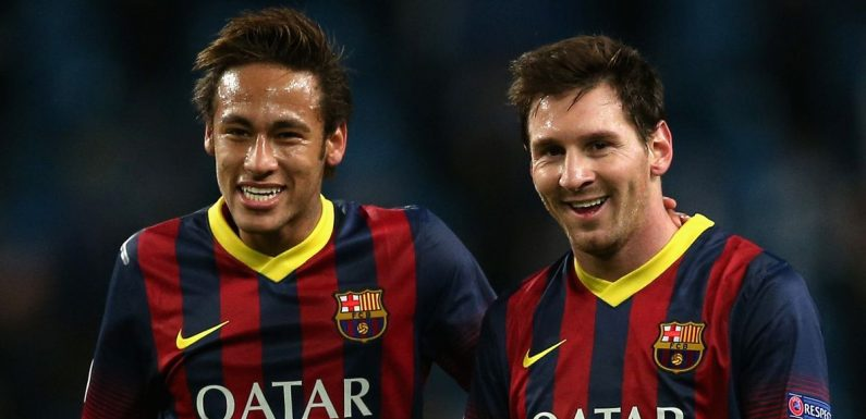 Barcelona presidential candidate details plans for Lionel Messi and Neymar