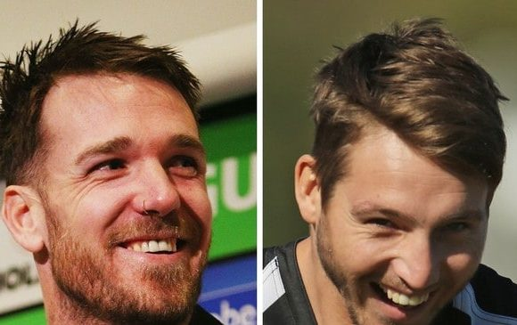 Dane Swan, Dale Thomas laugh at Collingwood as AFL reacts to fire sale