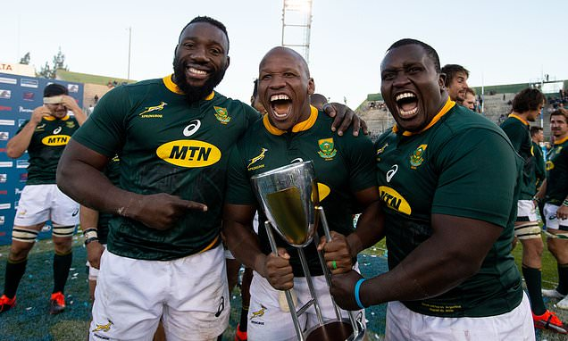 Springboks won't join Six Nations as they commit to Rugby Championship