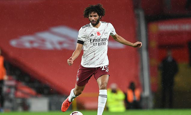 Arsenal prepare to discuss contract extension for Mohamed Elneny