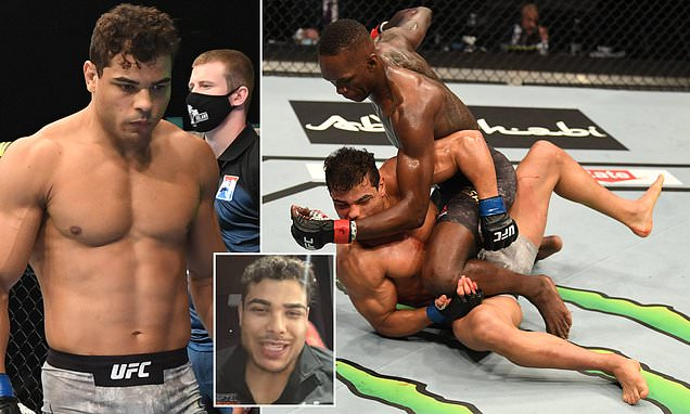 'My leg was impaired': Costa says he should have delayed Adesanya bout