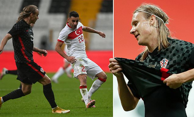 Vida played in Turkey draw before finding out he had coronavirus