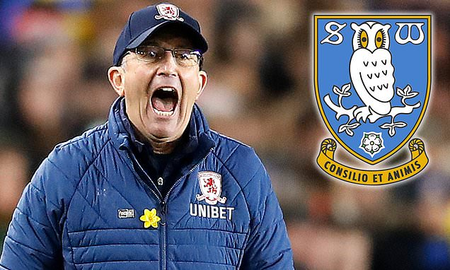 Pulis on brink of being unveiled as new Sheffield Wednesday manager