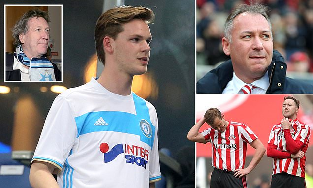 Who is Kyril Louis-Dreyfus, the 22-year-old linked with Sunderland?