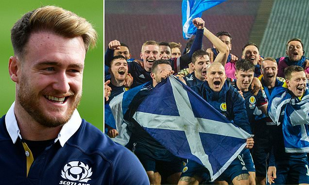 Hogg wants to continue national feel-good factor with Scotland