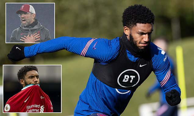 FIFA to pay Liverpool £2m in compensation to cover wages of Joe Gomez