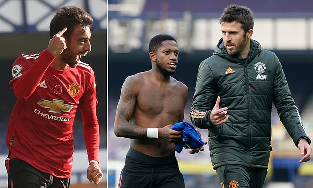 Fernandes reveals he's tempted to ask Fred to play like Carrick