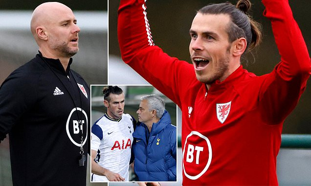 Gareth Bale has 'fallen back in love with football' says Robert Page