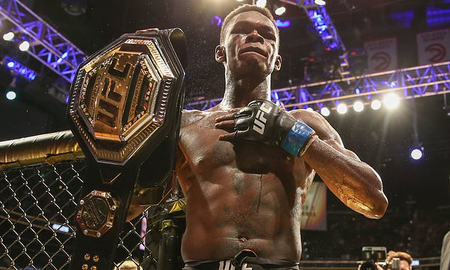 Adesanya takes to Instagram to dispute Conor McGregor's claim