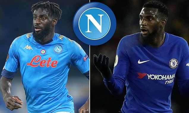 Chelsea 'are set to make a £24m LOSS on Tiemoue Bakayoko'