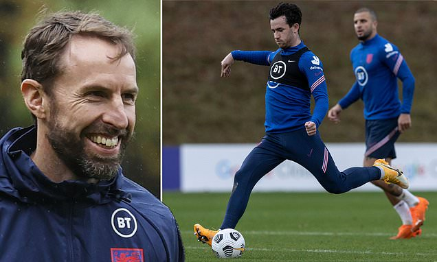 Chilwell hands boost to Chelsea by returning to England training