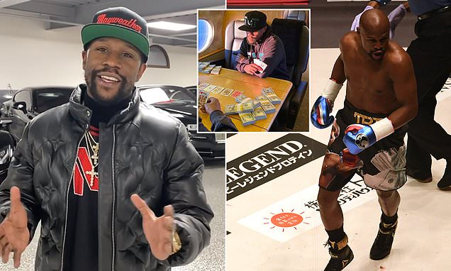 Mayweather RUBBISHES claims latest comeback is because he needs money