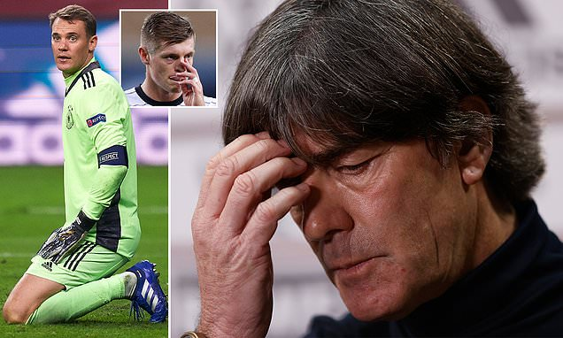Low labels six-goal thumping at the hands of Spain a 'black day'