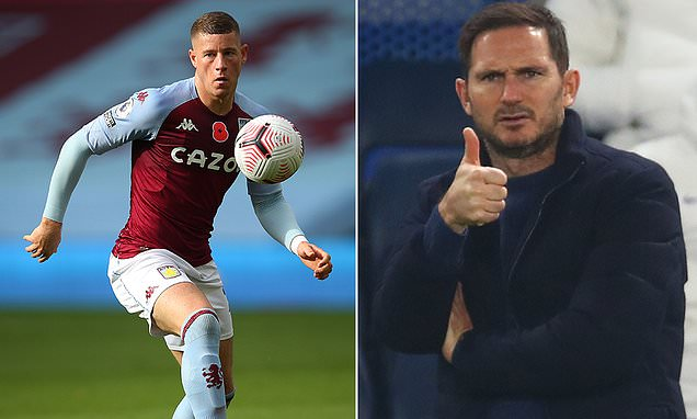 Barkley given Chelsea lifeline as Lampard 'calls to praise Villa form'