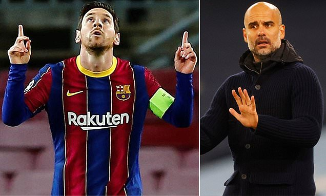 Messi 'to Man City could be ON with club set to make January bid'