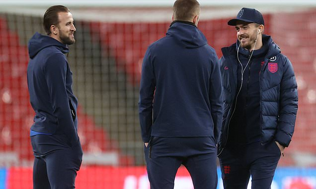 England vs Iceland – Nations League: live score, lineups and updates
