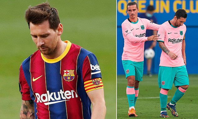 Messi 'tired of always being the problem for everything' at Barcelona