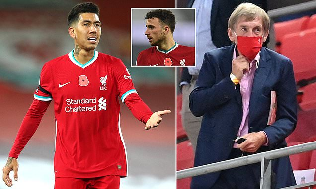 Dalglish backs under-fire Firmino and says he is 'really important'