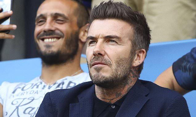 David Beckham backs Sportsmail's campaign to tackle dementia