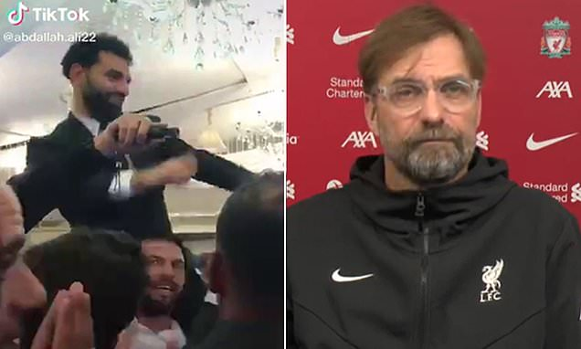 Klopp refuses to publicly criticise Salah for attending Egypt wedding