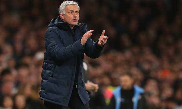 Mourinho says he's 'even happier' 12 months on from getting Spurs job