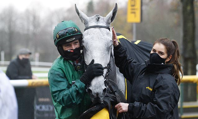 Daryl Jacob eyes Grand National after landing the Betfair Chase