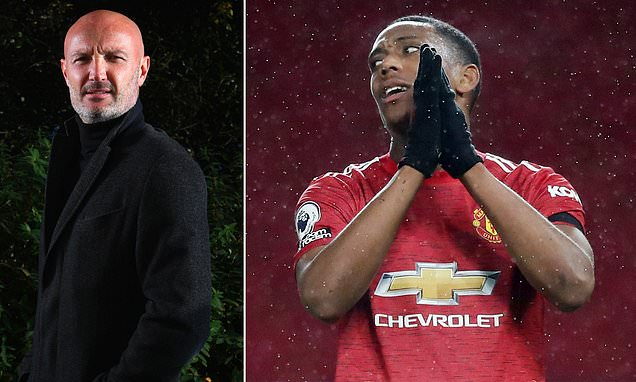 Leboeuf: Martial needs to become a 'killer' as scoring drought goes on