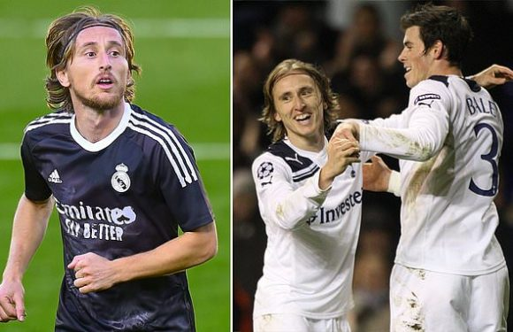 Luka Modric insists he wants to finish his career at Real Madrid