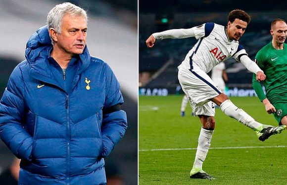 Jose Mourinho hails the contribution of 'team player' Dele Alli