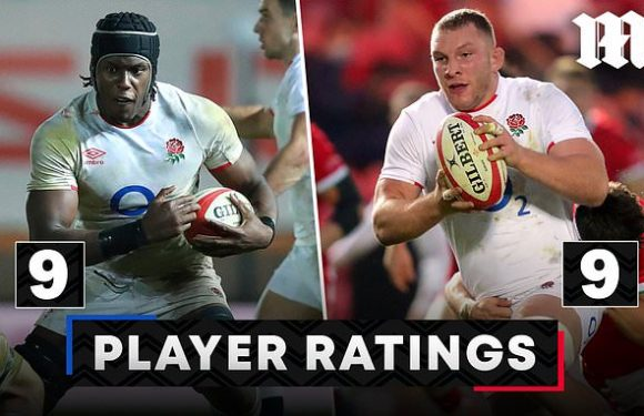 PLAYER RATINGS: Itoje shows why he's the world's best player
