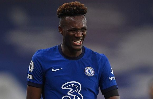 Jimmy Floyd Hasselbaink calls on Tammy Abraham to 'step up'