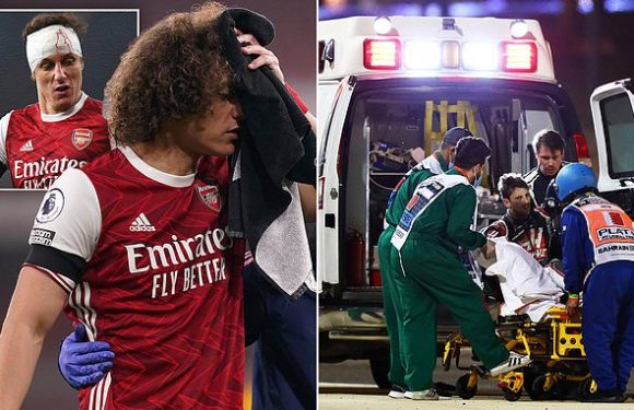 MARTIN SAMUEL: Football's attitude towards head trauma is baffling